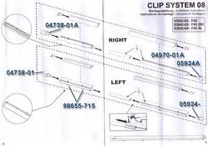 Rv Awning Room Caravansplus 04738 01 Fiamma Clip System Left Plastic