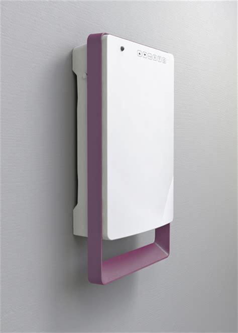 termoventilatore da parete per bagno termoventilatore elettrico da bagno digitale touch