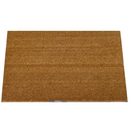 Outside Mats bayliss 45 x 75cm tqc 3 plain outdoor mat
