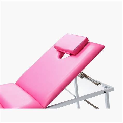 portable beauty couch crewe orlando portable beauty couch in pink direct salon