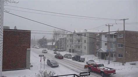 fotos montreal invierno montr 233 al en navidad invierno nevada espectacular youtube