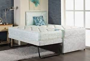 Ella Guest Bed With Worcester Mattresses Divan Guest Bed Folding Guest Beds Mattresses Ebay Uk