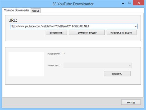 download youtube using ss скачать ss youtube downloader 0 7 portable