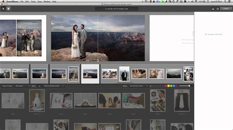 Wedding Album Design Mac by Make A Complete Wedding Album In 5 Minutes