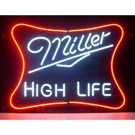 miller lite neon light 1000 ideas about signs on miller lite