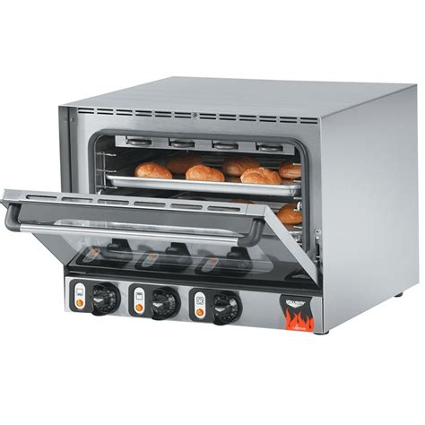 Best Convection Microwave Countertop Ovens by Vollrath 40703 Countertop Convection Oven Half Size Abm