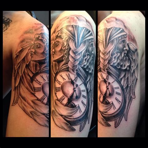 janus tattoo ink on quot janus the god wings