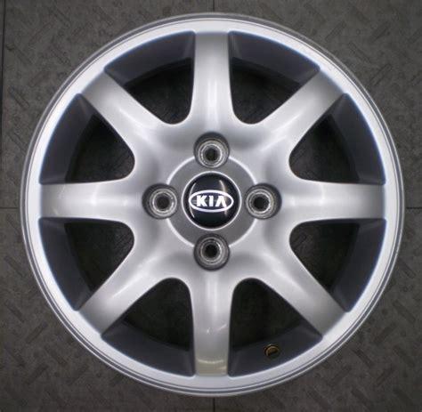 Kia Spectra Bolt Pattern 74574 Kia Spectra 16 Quot Factory Oem Alloy Wheel