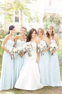 color bridesmaid dresses light blue and gold wedding colors baby blue wedding palette