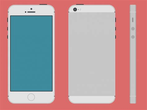 15 iphone 5 vector template images iphone 5 template