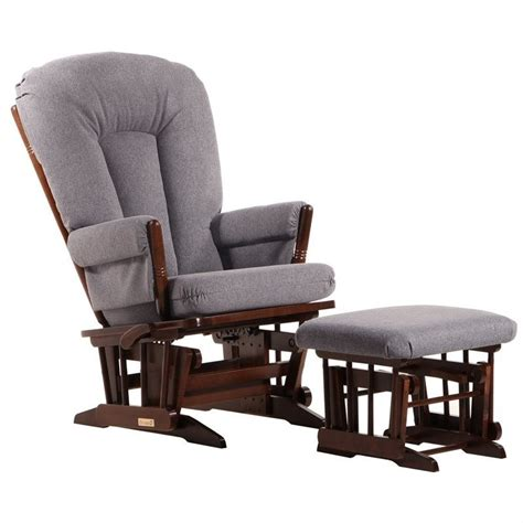 chaise dutailier dutailier colonial multiposition glider recliner with