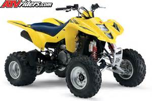 How Much Is A Suzuki Mountopz Atv 2009 Suzuki Z400 Quadsport Atv Test Ride
