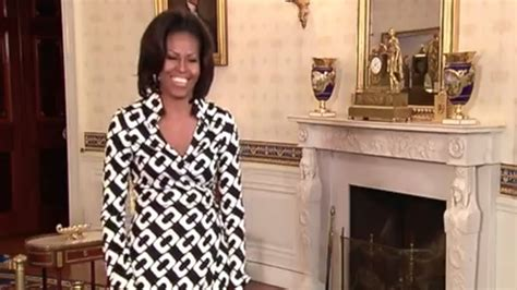 obama white house tour michelle obama surprises white house tour timelapse