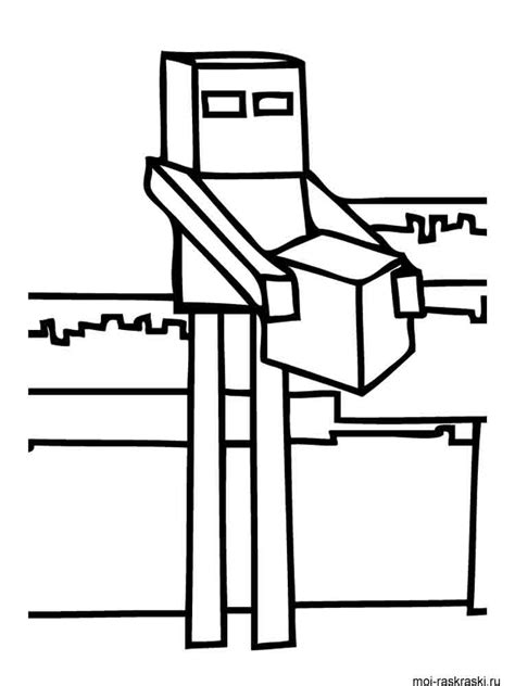 minecraft coloring pages cow 90 minecraft bunny coloring page minecraft