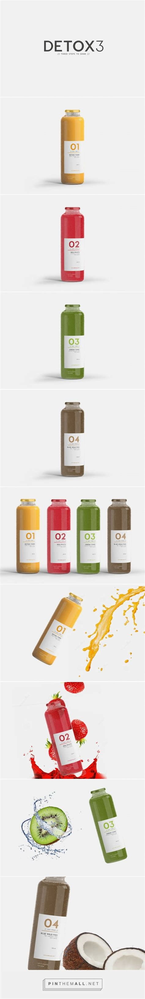 Label Detox Drink by Best 25 Beverage Packaging Ideas Only On