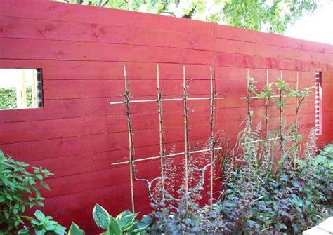 Garten Trennwand Gestalten by Terrassentrennw 228 Nde Material Und Stil