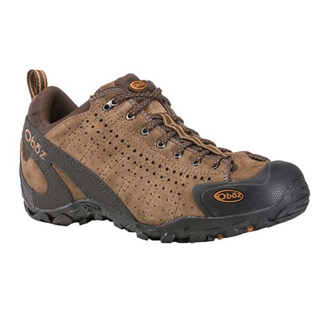 walking sports shoes oboz teewinot mens brown outdoors walking hiking sports