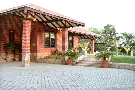 farmhouse layout design in india mangala s farmhouse dipen gada associates