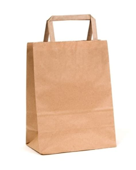How To Make A Brown Paper Bag - brown kraft paper bag