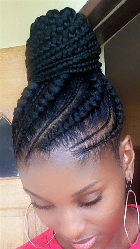 nigeria conrow hairstyle sade adu all hair makeover african ponytail cornrow