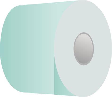 Toilet Paper - toilet paper clip at clker vector clip