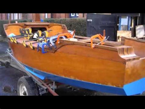 dinghy boat project roamer dinghy cruising boat project open boat youtube