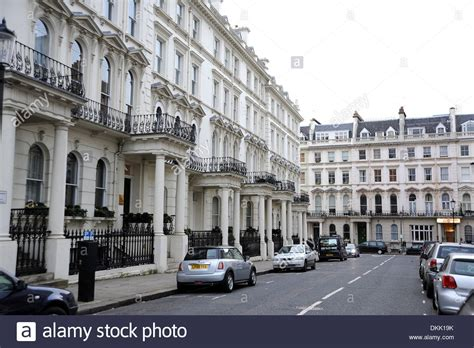 buy house in chelsea typical large houses in the royal borough of kensington and chelsea stock photo