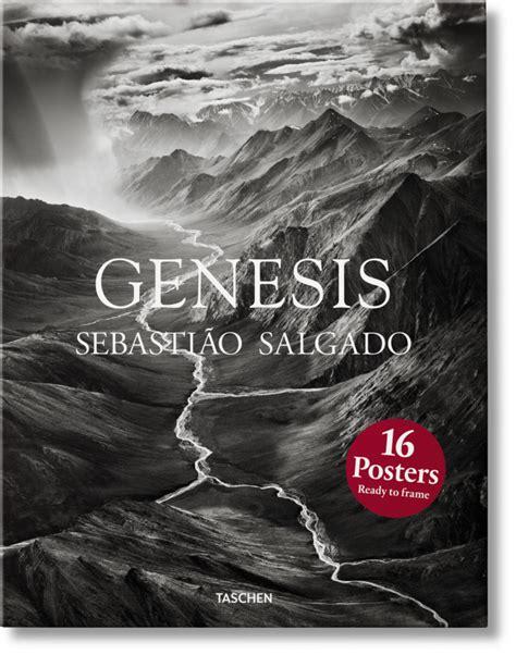 sebasti 227 o salgado genesis poster set taschen books