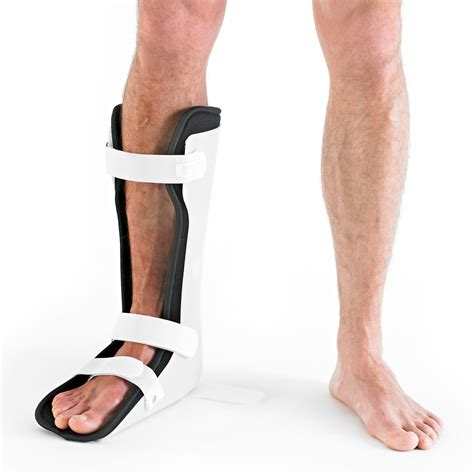 table mountain foot and ankle neo g anti rotation afo footguard for use with both feet