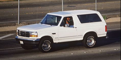 white bronco car o j simpson white ford bronco to be on pawn stars