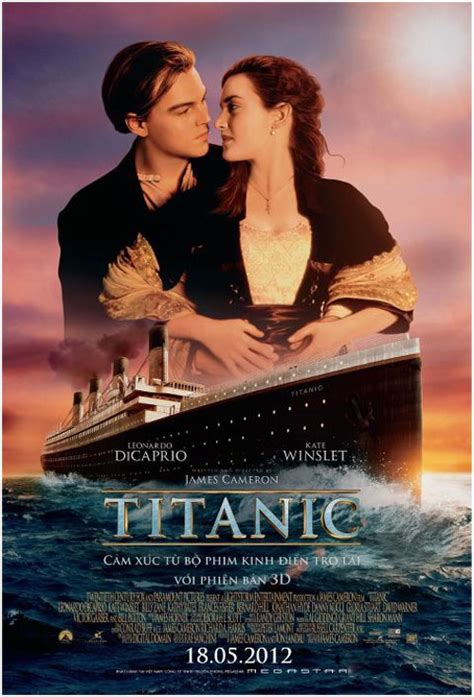 Film Titanic Tieng Viet | tập tin titanic 3d poster vietnam jpg wikipedia tiếng việt