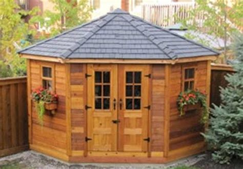 Outdoor Living Sheds by Outdoor Living Today 9x9 Penthouse Garden Shed Free Shipping