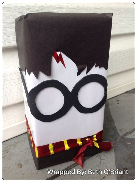 harry potter gift wrapping ideas 17 best images about wrap it up with a whimsy on