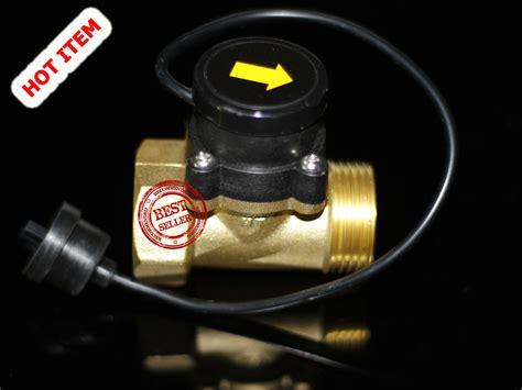 Otomatis Flow Switch Komplit Pompa Air Booster San Ei Wasser York jual flow switch saklar otomatis untuk pompa air harga murah