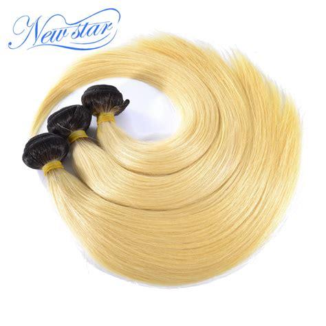 remy human hair bulk for braiding bleach blonde human hair extensions ombre blonde weave bundles new star brazilian virgin hair