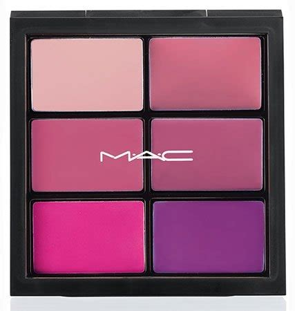 Get A Fashionable Lip Palette For Fall 2 by Mac Pro Lip Palettes For Fall 2012