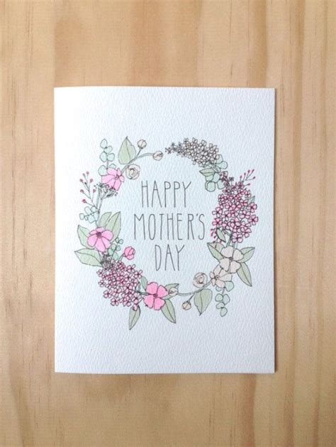 day card ideas 25 unique mothers day cards ideas on s