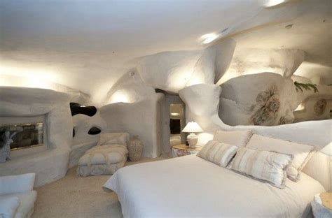 underground homes interior photos this cave home in