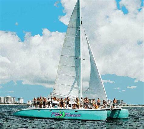 sailing the palm breeze catamaran picture of palm breeze - Catamaran Cruise Boca Raton