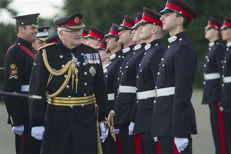 Army Officer Reserve by Army Reserve Cadets Graduate From New Sandhurst Course