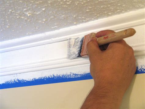 faux crown molding with paint how to create faux three crown molding how tos diy