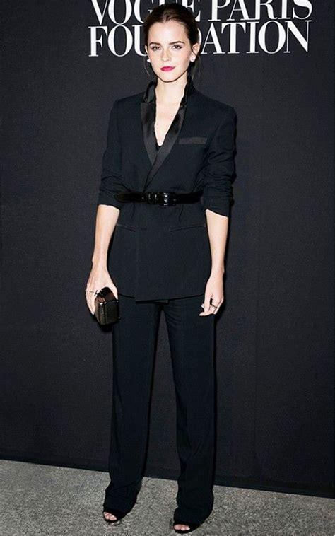 emma watson in suit 6 emma watson style tips crazyforus