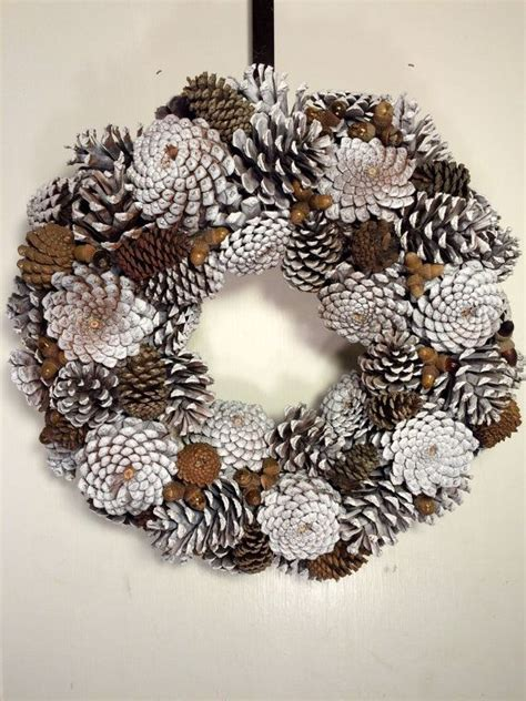 craft ideas with pine cones for best 25 pine cone wreath ideas on pine cone