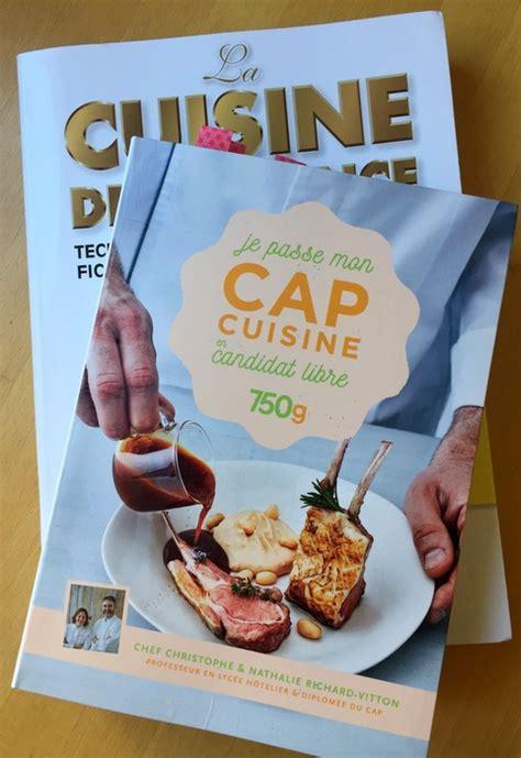 cuisine de r馭駻ence michel maincent livre cap cuisine 28 images livre technologie