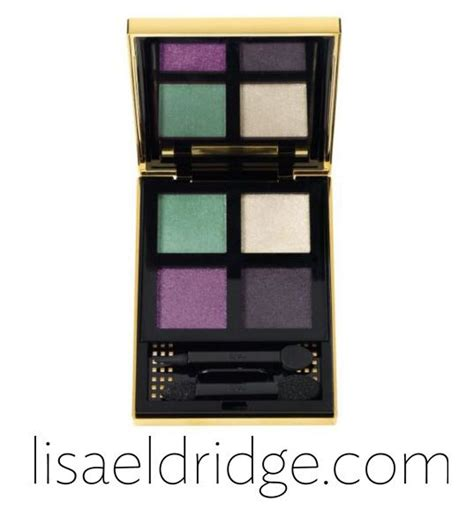 eyeshadow tutorial ysl ysl pure chromatics eye shadow recommended in the jessica