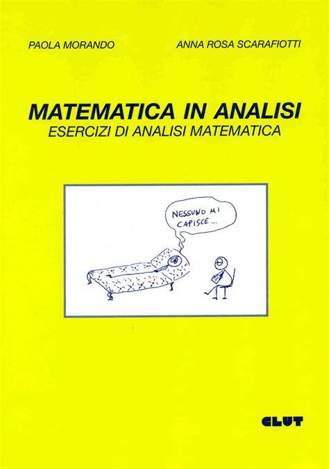 librerie giuridiche torino matematica in analisi esercizi di analisi matematica