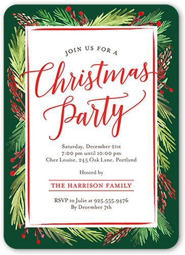 20 Fun Christmas Party Activities   Shutterfly