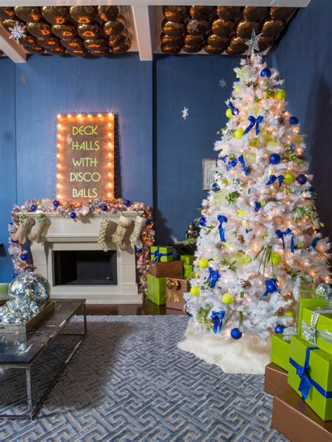 50 christmas tree decorating ideas hgtv