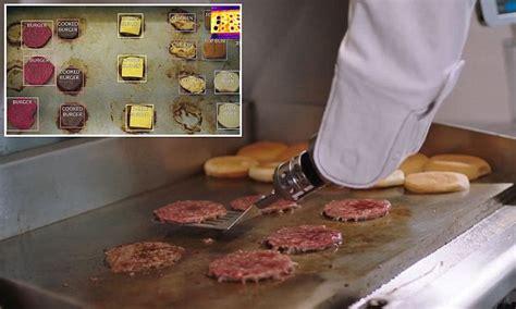 burger flipping robot flippy    job daily