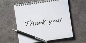 how thank you notes boost your business huffpost